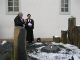 Segnung Gemeinschaftsgrab - Kapelle St. Martin Bättwil