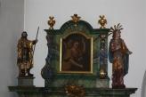 Apostel Jakobus, Maria, Mutter Gottes